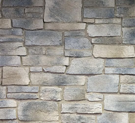 Dells Weatheredge Rock Veneer | Stone for Walls and Fireplaces