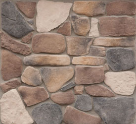 Horseshoe Bay Fieldstone Veneer | Stone for Walls and Fireplaces