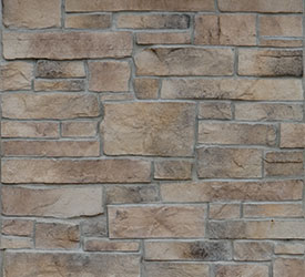 Santa Fe Ledgestone Veneer | Stone for Walls and Fireplaces