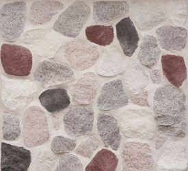 Splitface Granite Veneer | Stone for Walls and Fireplaces