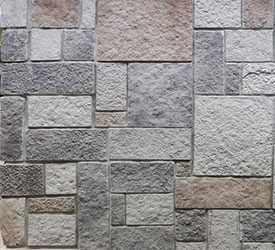 Stafford Castle Rock Veneer | Stone for Walls and Fireplaces