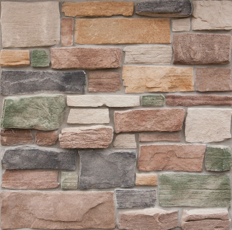 Green Lake Weatheredge Manufactured Stone For Walls Cast Natural Stone Ve