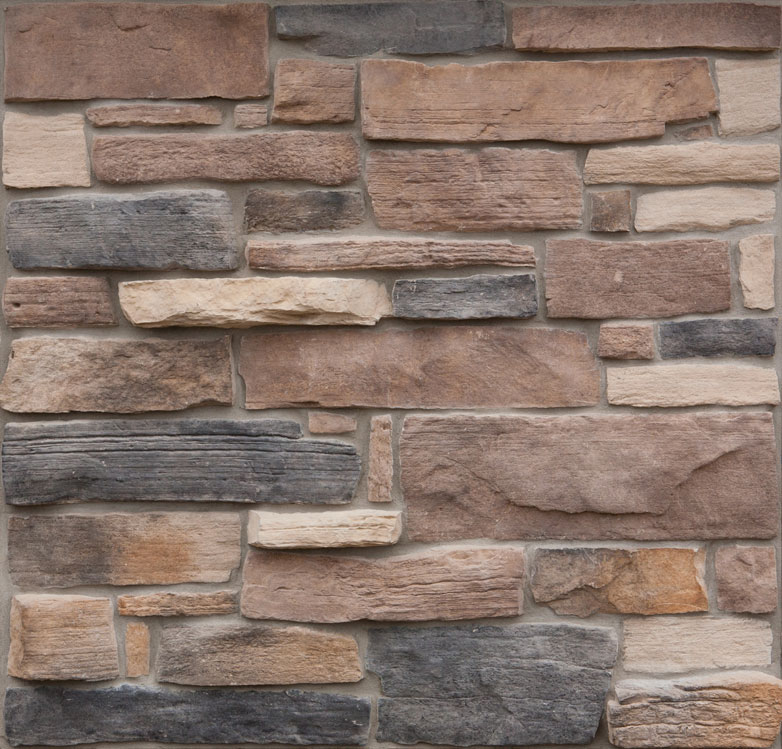 Natural Stone : Calculate How Much Stone Veneer to Buy Cast Natural Stone