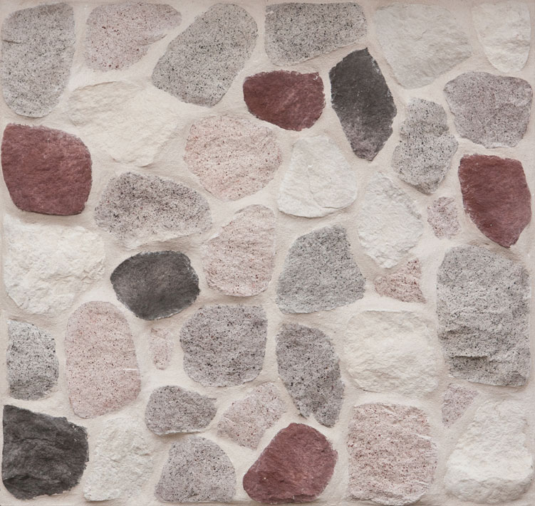 Exterior: Cultured Stone For Walls