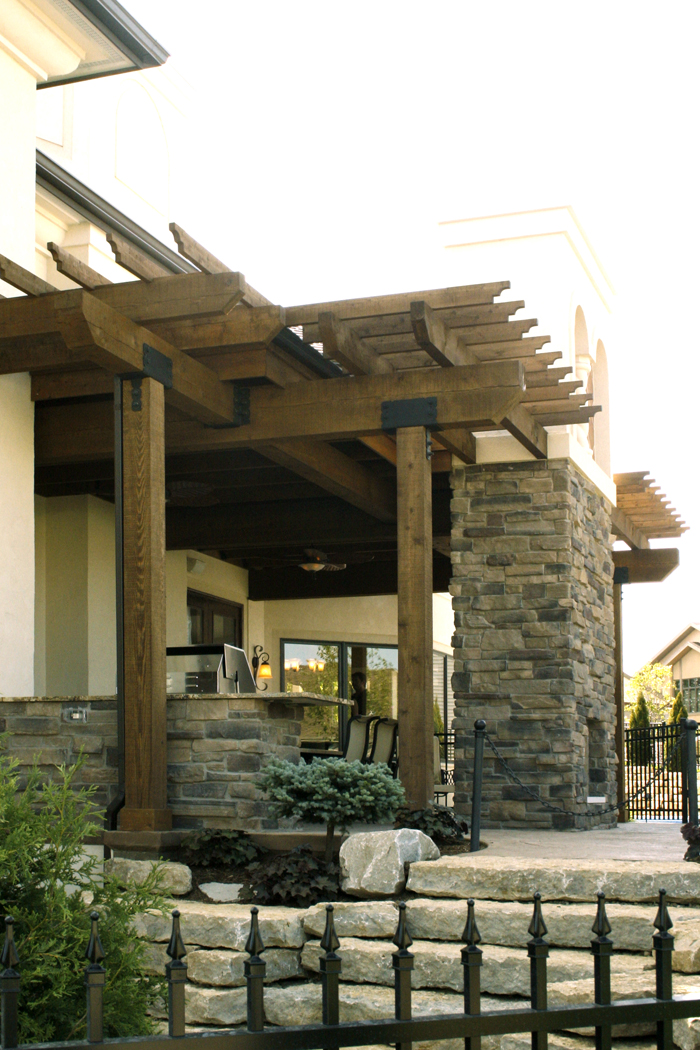 Sheldon Weatheredge Manufactured Stone For Walls Cast